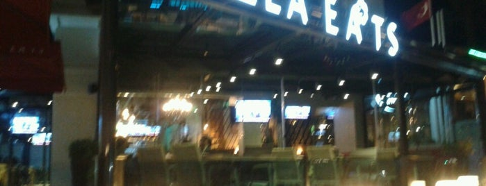 Tuzla Eats Cafe & Brasserie is one of Orte, die ..... gefallen.
