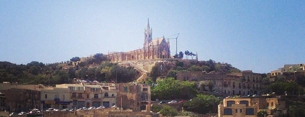 Mġarr is one of VISITAR Malta.