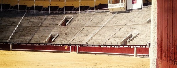 Plaza de Toros de Las Ventas is one of Madrid dondé.