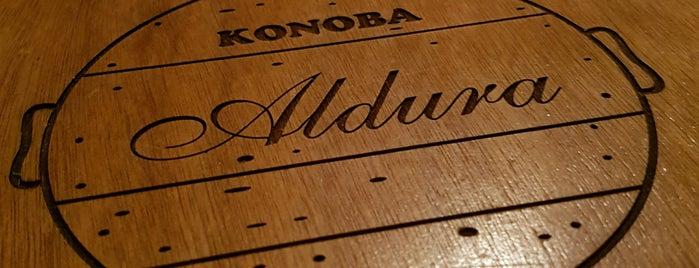 konoba Aldura is one of Orte, die Martina gefallen.