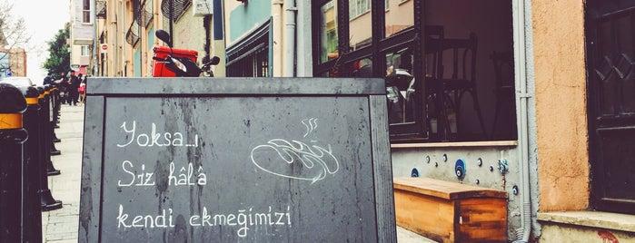 Long Bread Yeldeğirmeni is one of Futter.