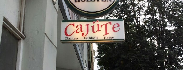 CaJüTe Barmbek is one of Locais salvos de Buddy.