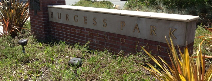 Burgess Park is one of San Francisco.
