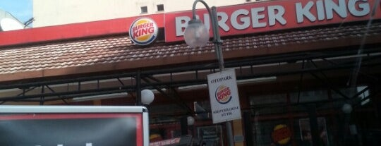 Burger King is one of Halil'in Beğendiği Mekanlar.