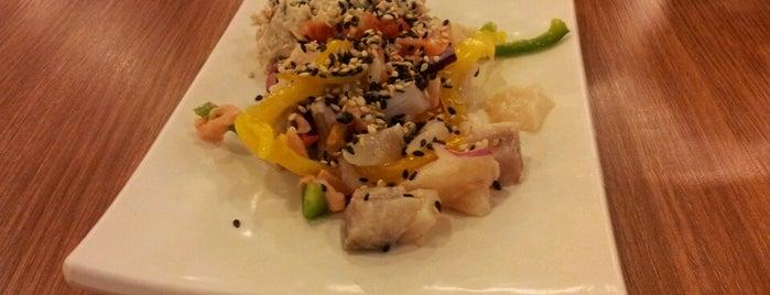 Benkei Sushi is one of Comidinhas.