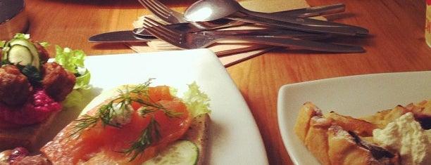 Scandinavian Kitchen is one of London: restaurants, bars, cafes.