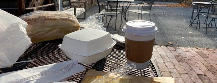 Rising Creek Bakery is one of Morgantown, WV Favorite Restaurants.