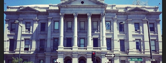Colorado State Capitol is one of Denver Places.