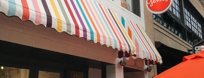 Jeni's Splendid Ice Creams is one of Andre 님이 좋아한 장소.