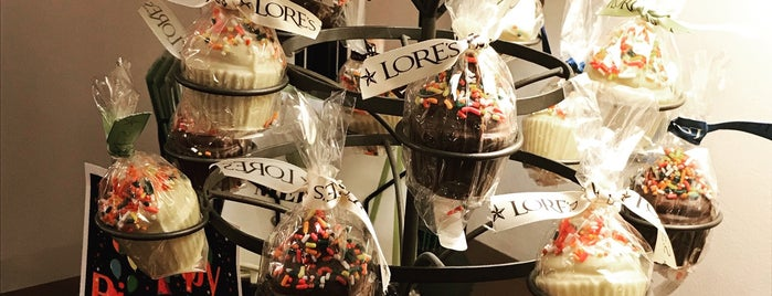 Lore's Chocolates is one of Philly.