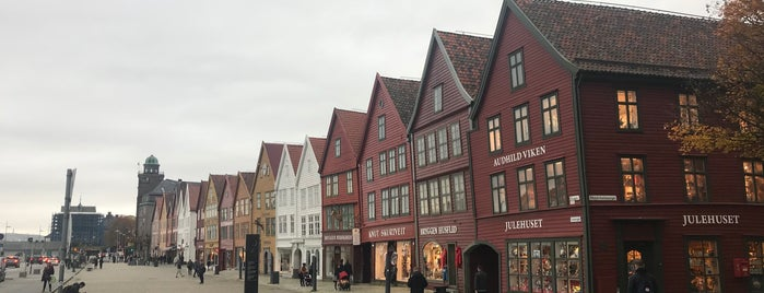 Bryggen is one of Norway 18 🇳🇴.