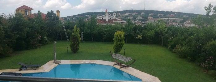 Çisel & İlteriş Village - Tepekent. is one of Gökçen : понравившиеся места.