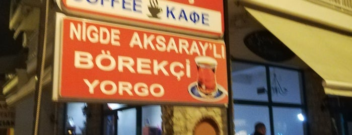 Yorgo'nun Börekçisi is one of nea karvali.