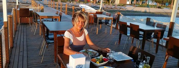 Deniz Cafe & Restaurant is one of Orte, die Gökçen gefallen.