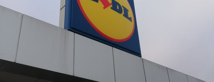Lidl is one of Kavala.