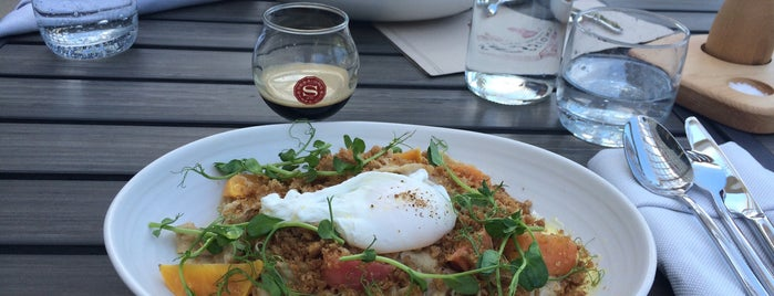Sessions at the Presidio is one of Dinner to try.