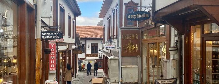 Hacı Bayram-ı Veli Çarşısı is one of Ankara Turu.