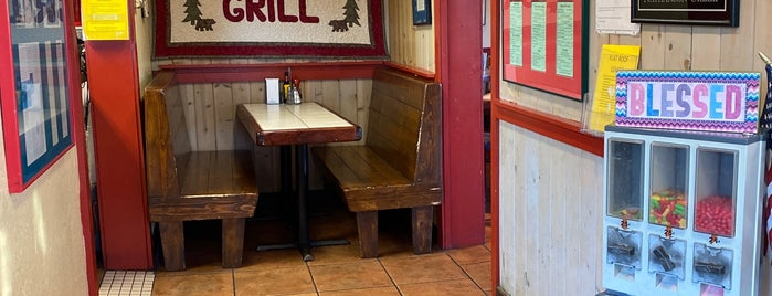 Lincoln County Grill is one of Ruidoso.