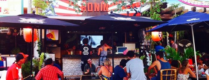 Ronin Sushi Bar is one of Lugares guardados de Yoshua.