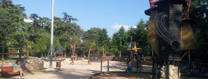 Parc De Can Rius is one of Nens - Niños.