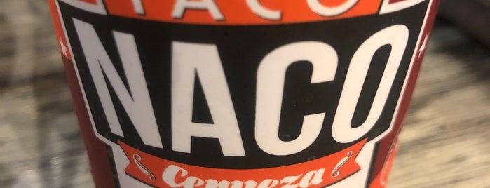 Taco Naco is one of สถานที่ที่ nan ถูกใจ.