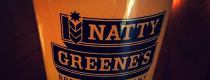 Natty Greene's Brewery is one of Allan 님이 좋아한 장소.
