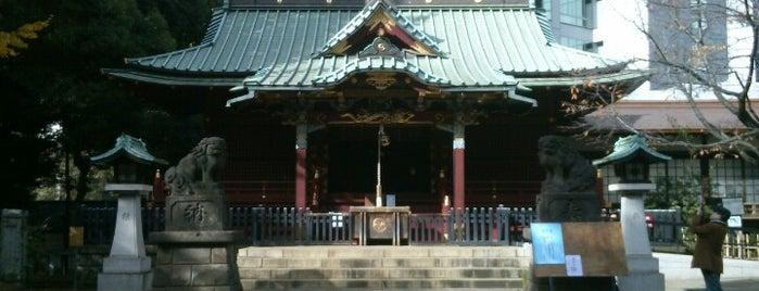 Konnoh Hachimangu Shrine is one of The #AmazingRace 23 travel map.