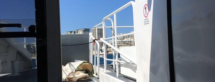 Valletta - Sliema Ferry is one of Posti che sono piaciuti a Irina.