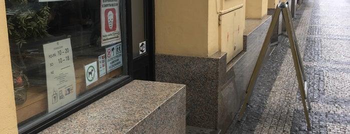 Bento is one of Prague.