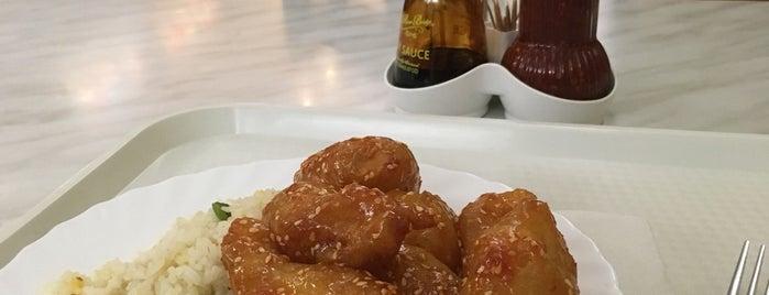 Kínai Büfé is one of Badge ¤ Sweet n' Sour.