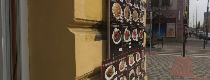 Zau Restaurace is one of food.