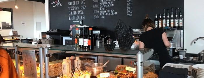 Lava Cafe is one of Sunaina : понравившиеся места.