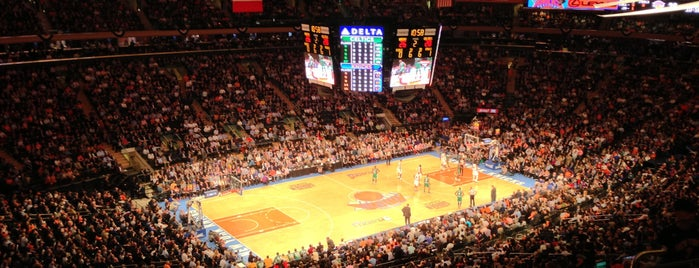 Madison Square Garden is one of NYC.