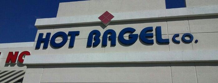 Hot Bagel Co. is one of Favorite Oak Ridge Restaurants.