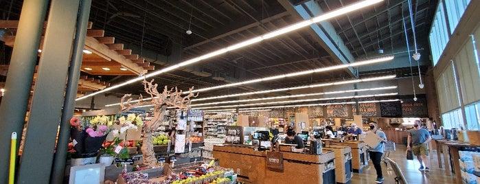 Erewhon Natural Foods Market is one of Organic LA.