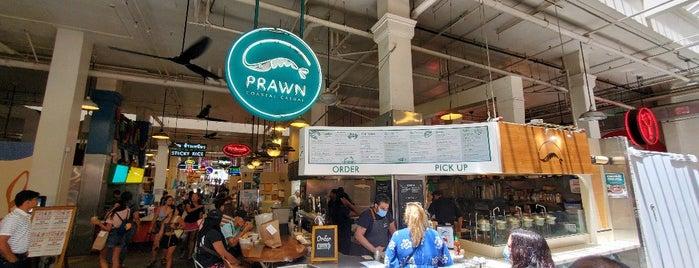 Prawn Coastal Cuisine is one of Nobody Walks in LA.