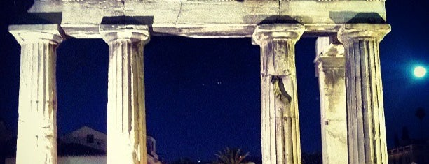 Roman Agora is one of Faves.