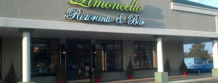 Limoncello Ristorante & Caterers is one of Sorora 님이 저장한 장소.