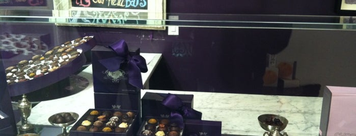 Vosges Haut Chocolat is one of 2013 뉴욕.