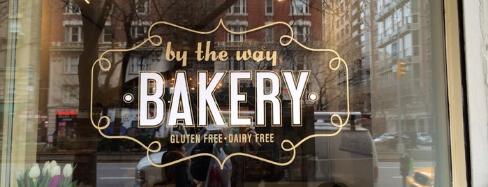 By the Way Bakery is one of NY.