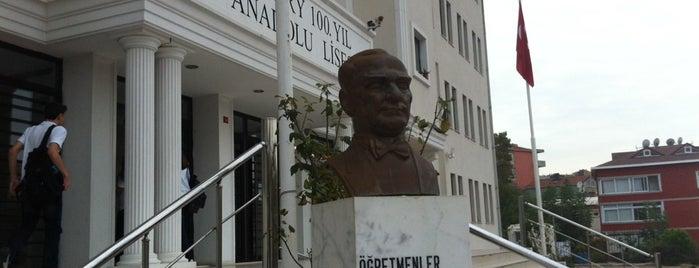 Rotary 100. Yıl Anadolu Lisesi is one of Bulent 님이 좋아한 장소.