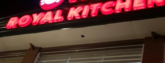Royal Kitchen is one of Manila.