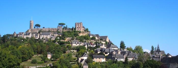 Turenne is one of Les plus beaux villages de France.