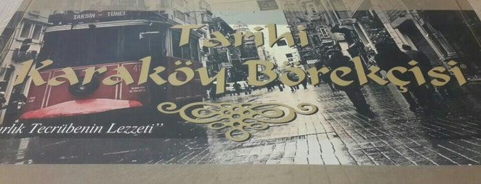 Tarihi Karaköy Börekçisi is one of Kayseri Mekanlar.