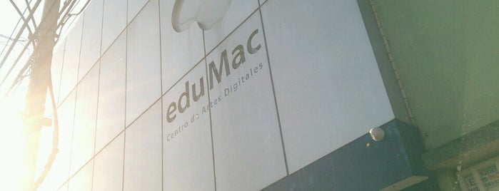 eduMac is one of Lieux qui ont plu à Vicente.