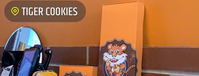 Tiger Cookies is one of Lugares guardados de Tareq.