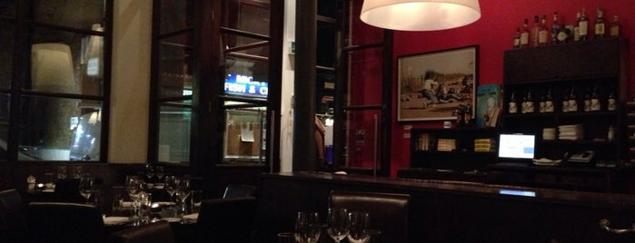 Frontline Club is one of Dinner Near Paddington.