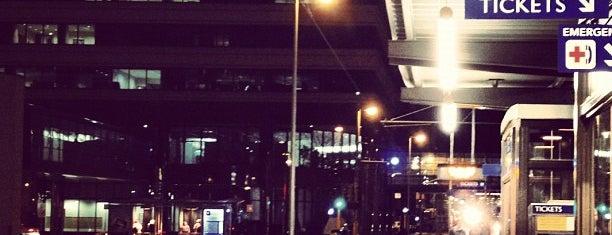 Nicollet Mall LRT Station is one of Tempat yang Disukai Alan.