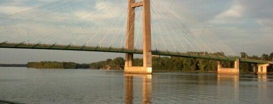 Burlington River Front is one of Tempat yang Disukai Jennifer.