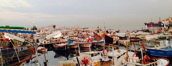 Mavi Yelken Balık Teknesi is one of ✏🍷Juan : понравившиеся места.